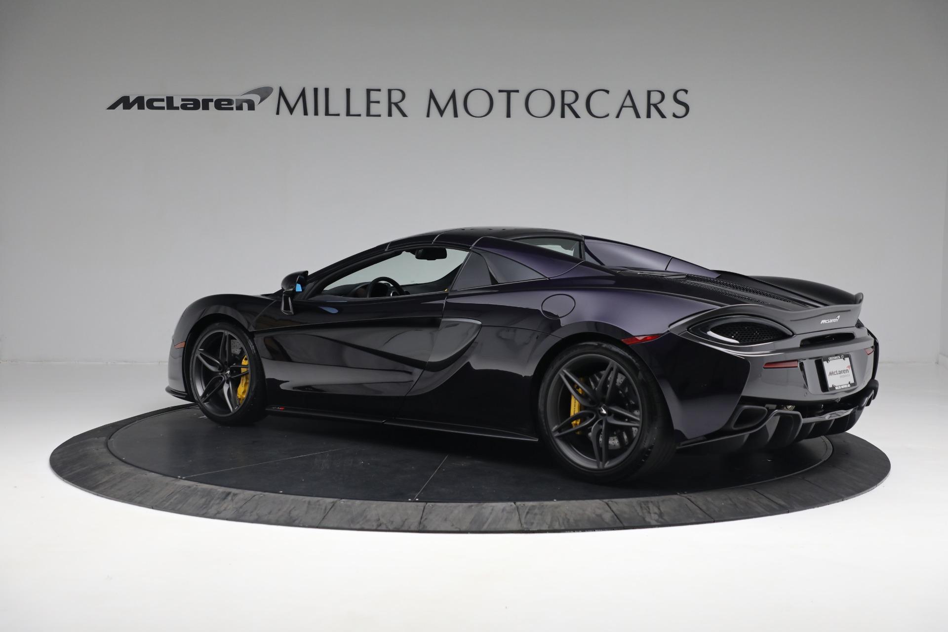 New 2019 McLaren 570S Spider Convertible For Sale In Westport, CT 2729_p15