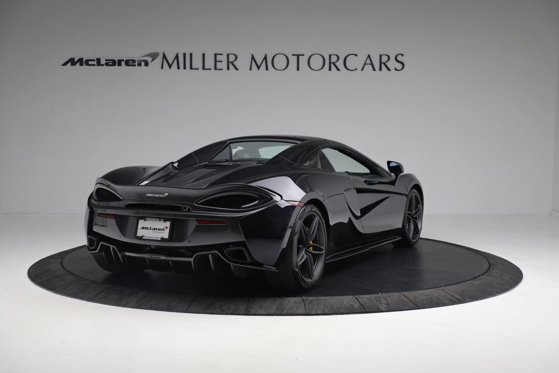 New 2019 McLaren 570S Spider Convertible For Sale In Westport, CT 2729_p18