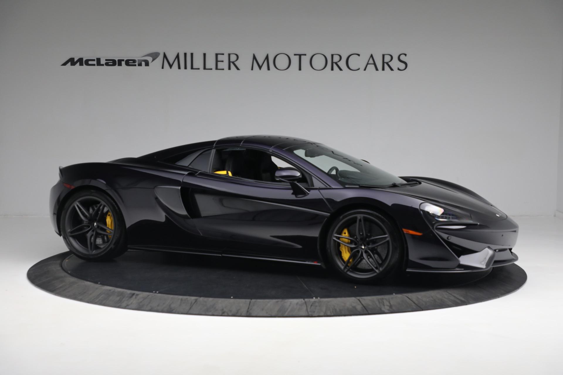 New 2019 McLaren 570S Spider Convertible For Sale In Westport, CT 2729_p21