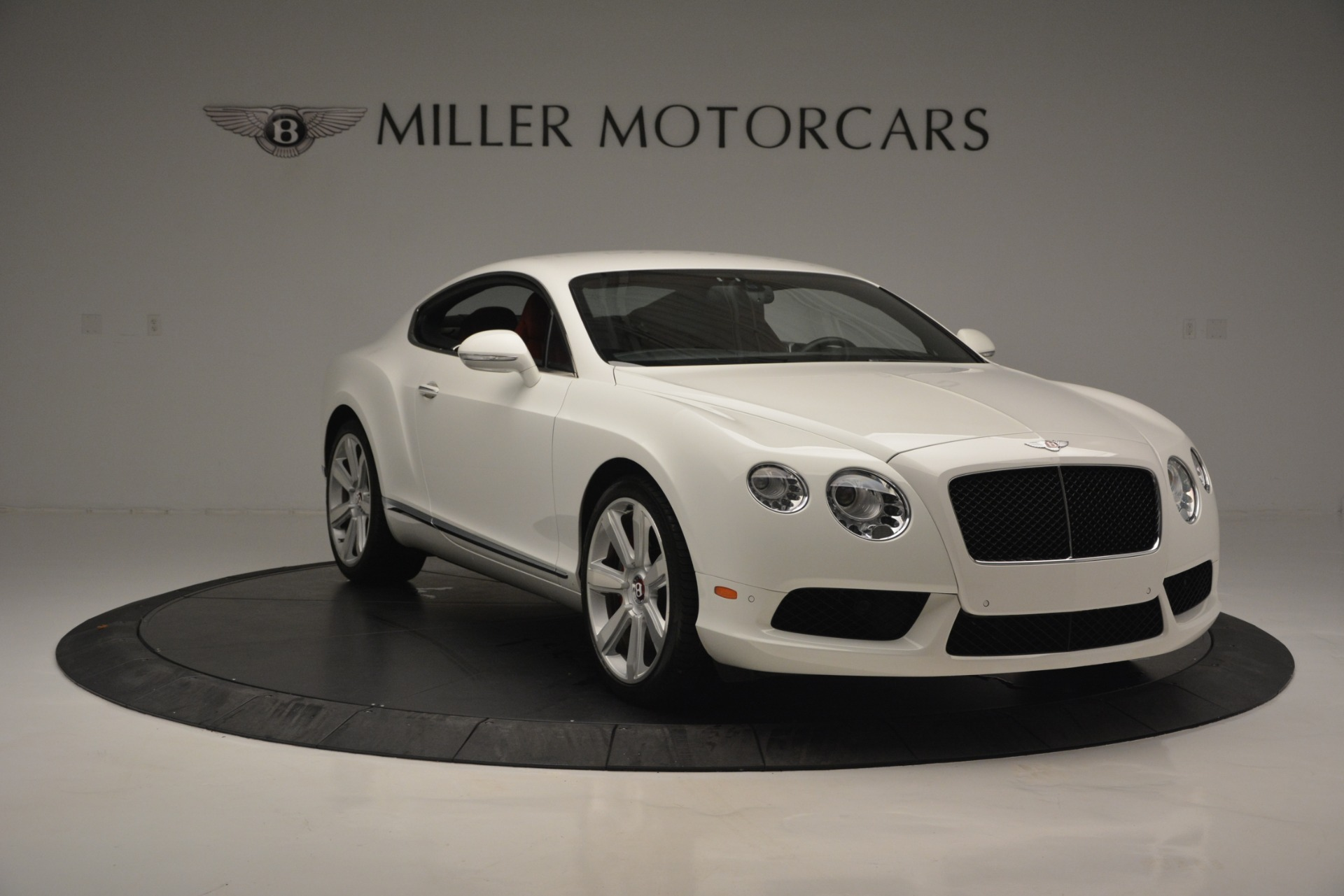 Used 2015 Bentley Continental GT V8 For Sale In Westport, CT 2731_p11