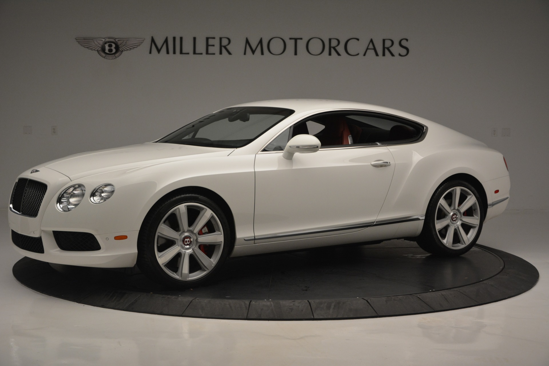 Used 2015 Bentley Continental GT V8 For Sale In Westport, CT 2731_p2