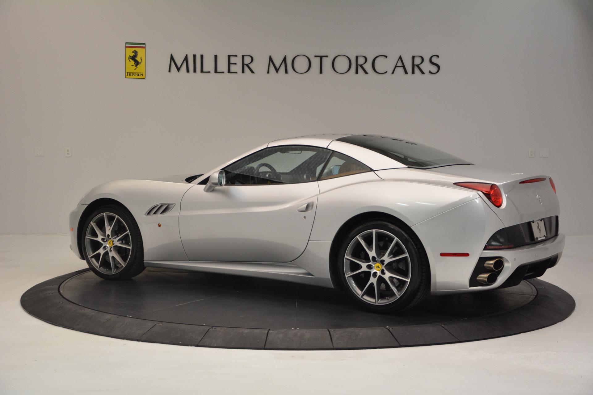 Used 2010 Ferrari California  For Sale In Westport, CT 2732_p16