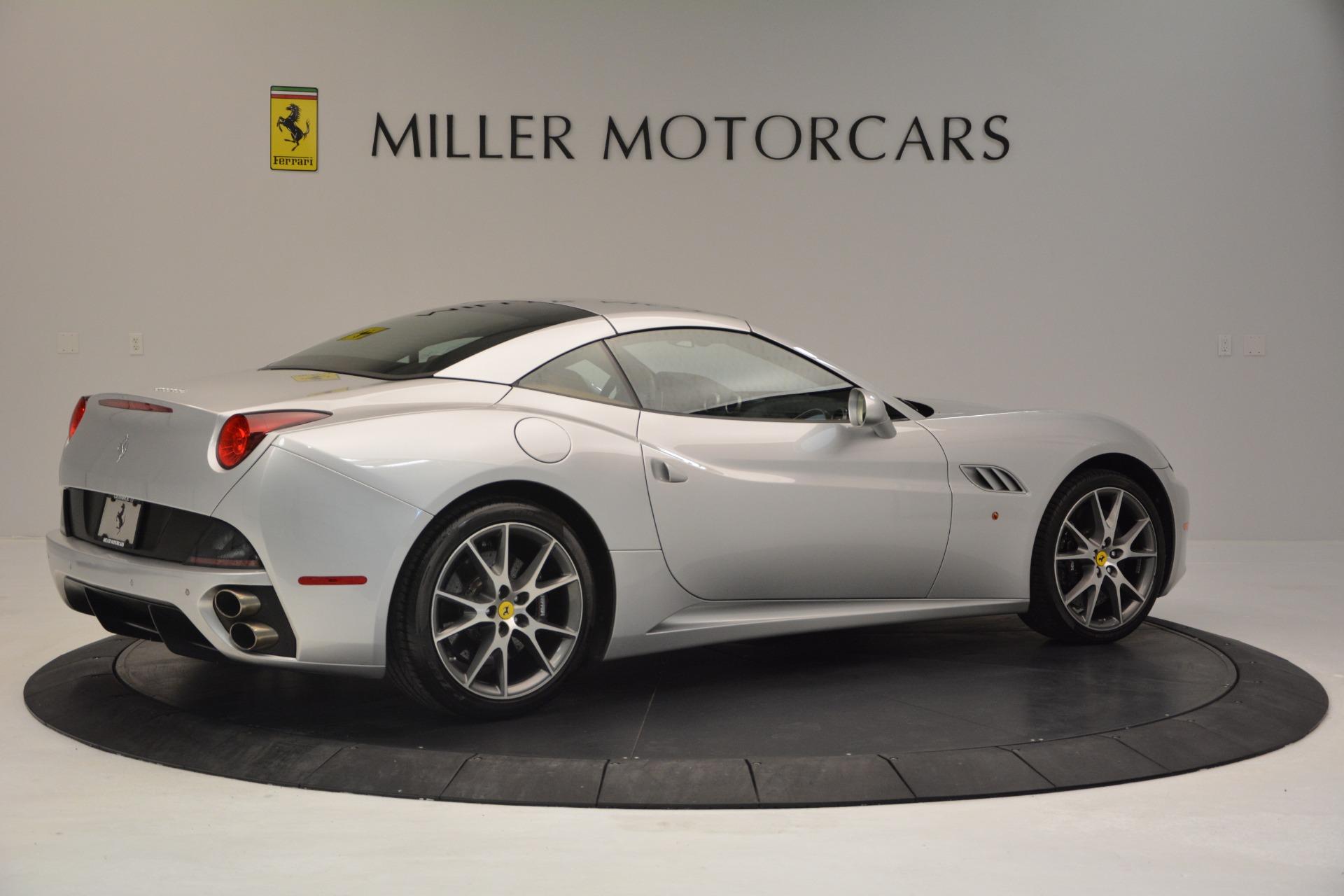 Used 2010 Ferrari California  For Sale In Westport, CT 2732_p20