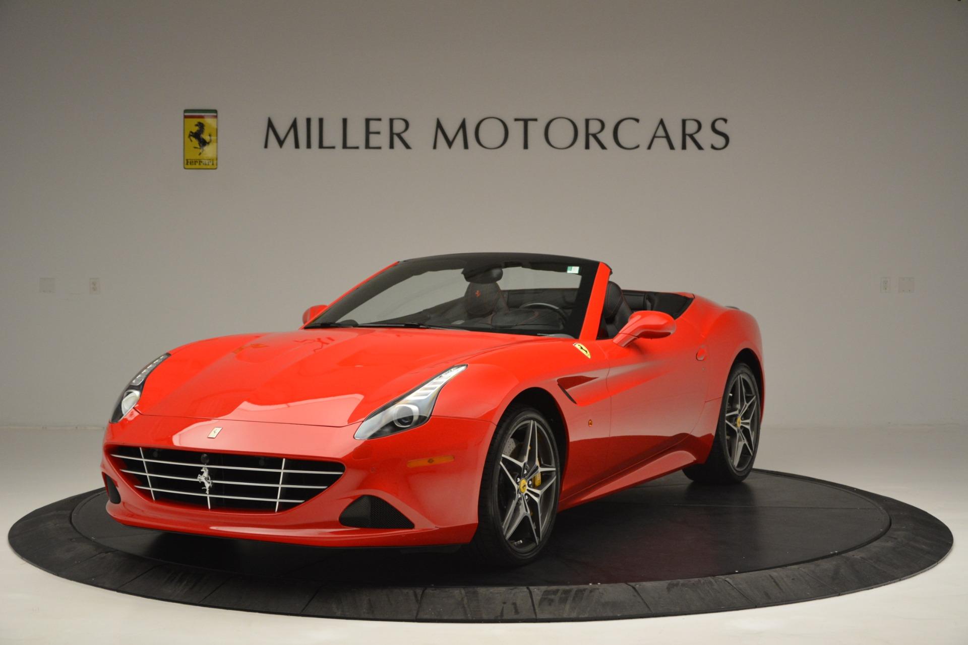 Used 2016 Ferrari California T  For Sale In Westport, CT 2734_main