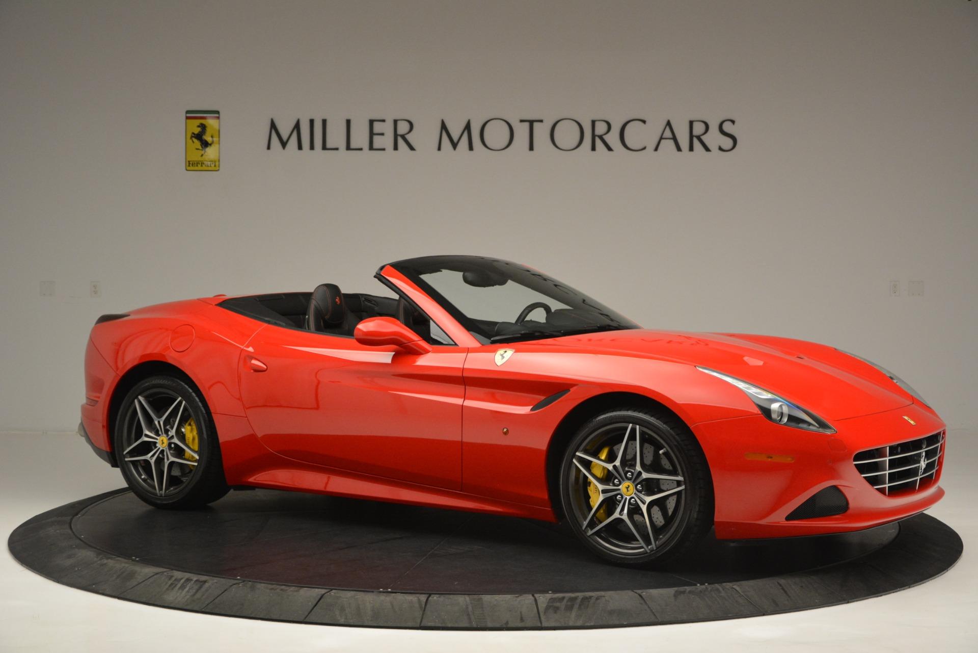 Used 2016 Ferrari California T  For Sale In Westport, CT 2734_p10