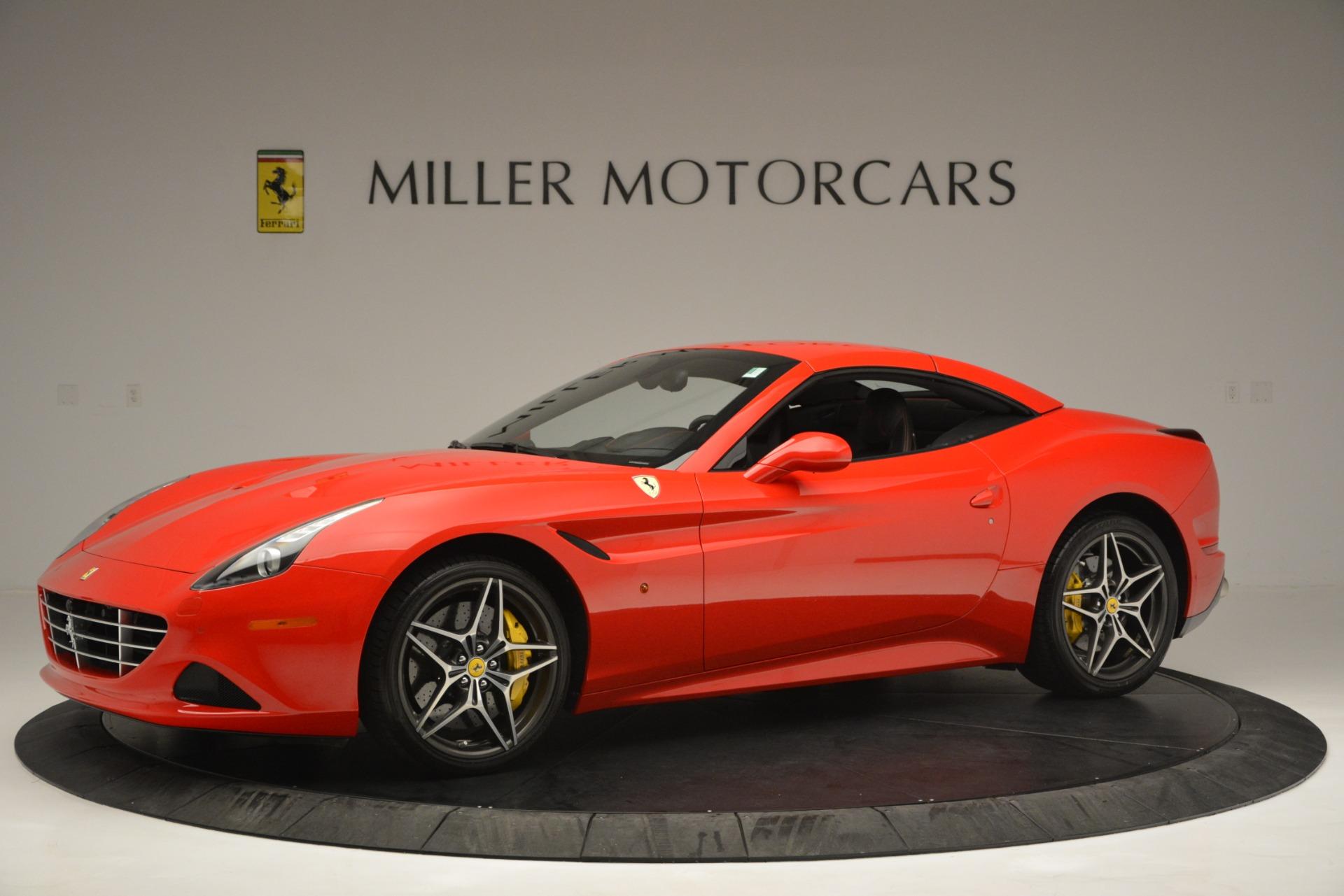 Used 2016 Ferrari California T  For Sale In Westport, CT 2734_p14