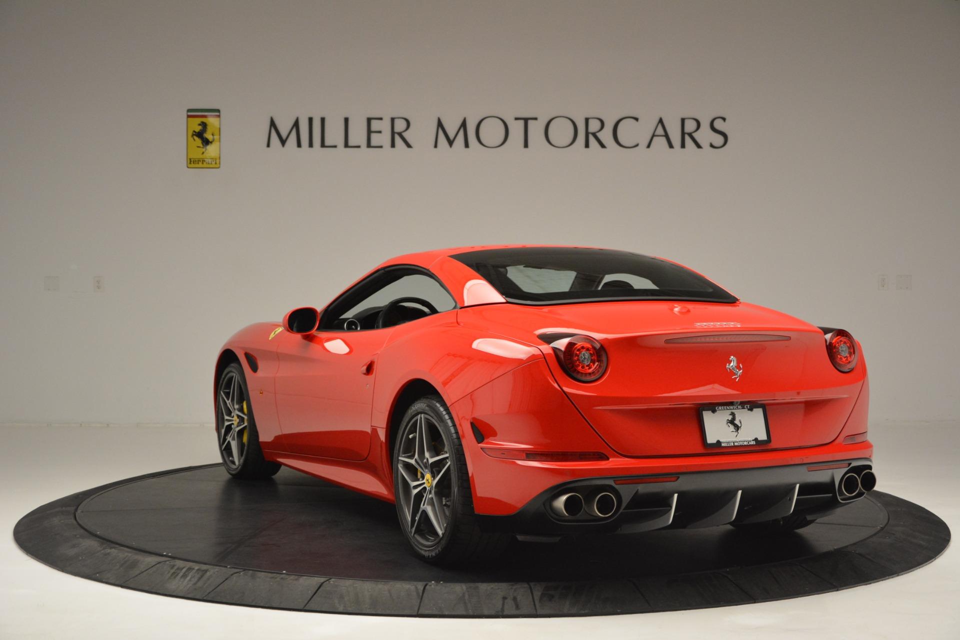 Used 2016 Ferrari California T  For Sale In Westport, CT 2734_p17