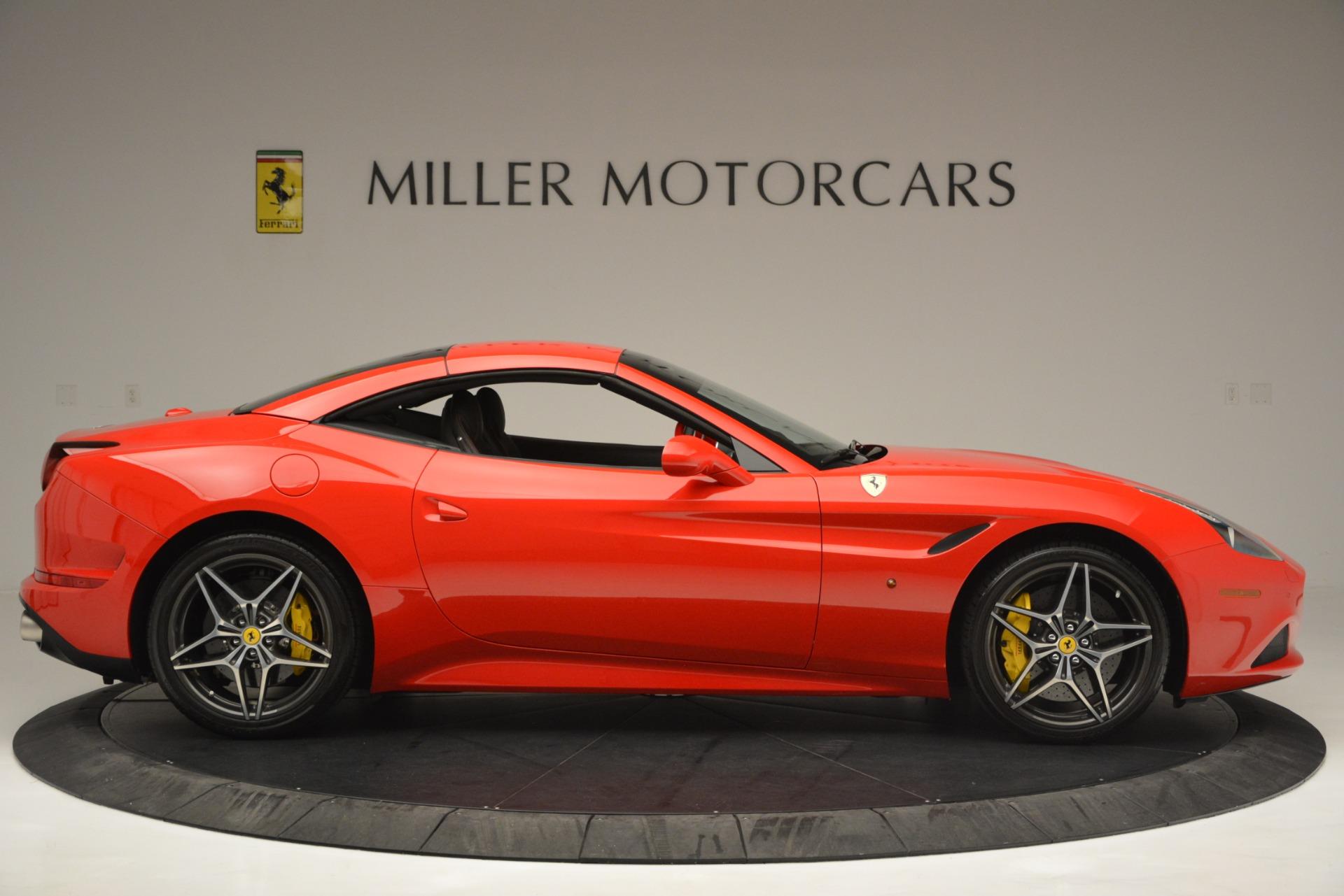 Used 2016 Ferrari California T  For Sale In Westport, CT 2734_p21
