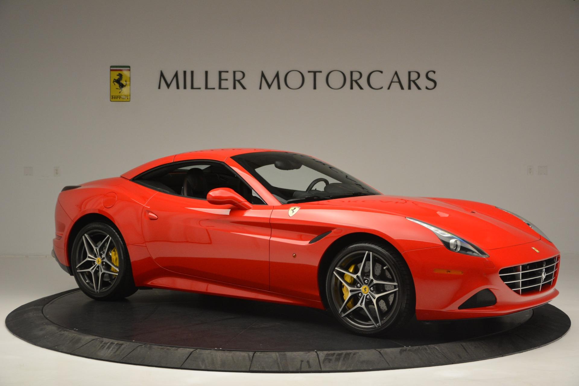 Used 2016 Ferrari California T  For Sale In Westport, CT 2734_p22