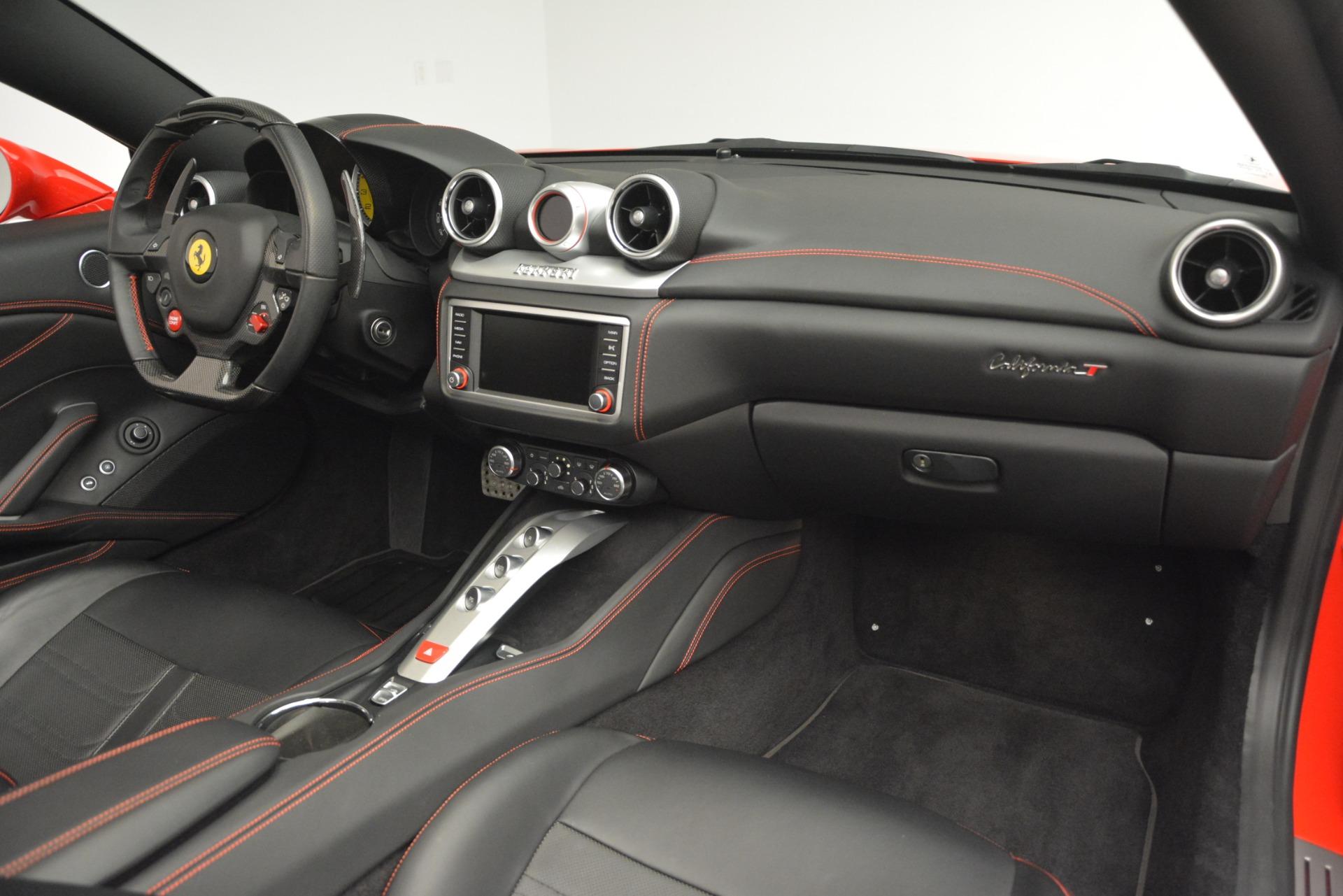 Used 2016 Ferrari California T  For Sale In Westport, CT 2734_p30