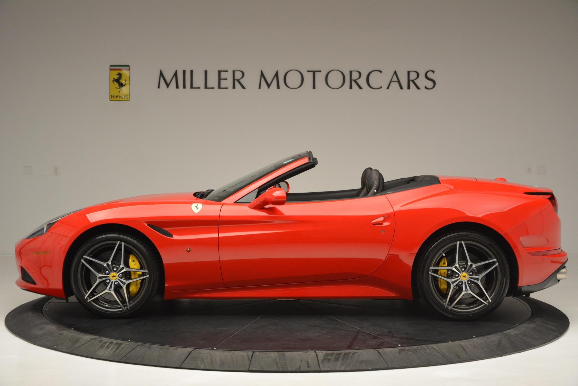 Used 2016 Ferrari California T  For Sale In Westport, CT 2734_p3