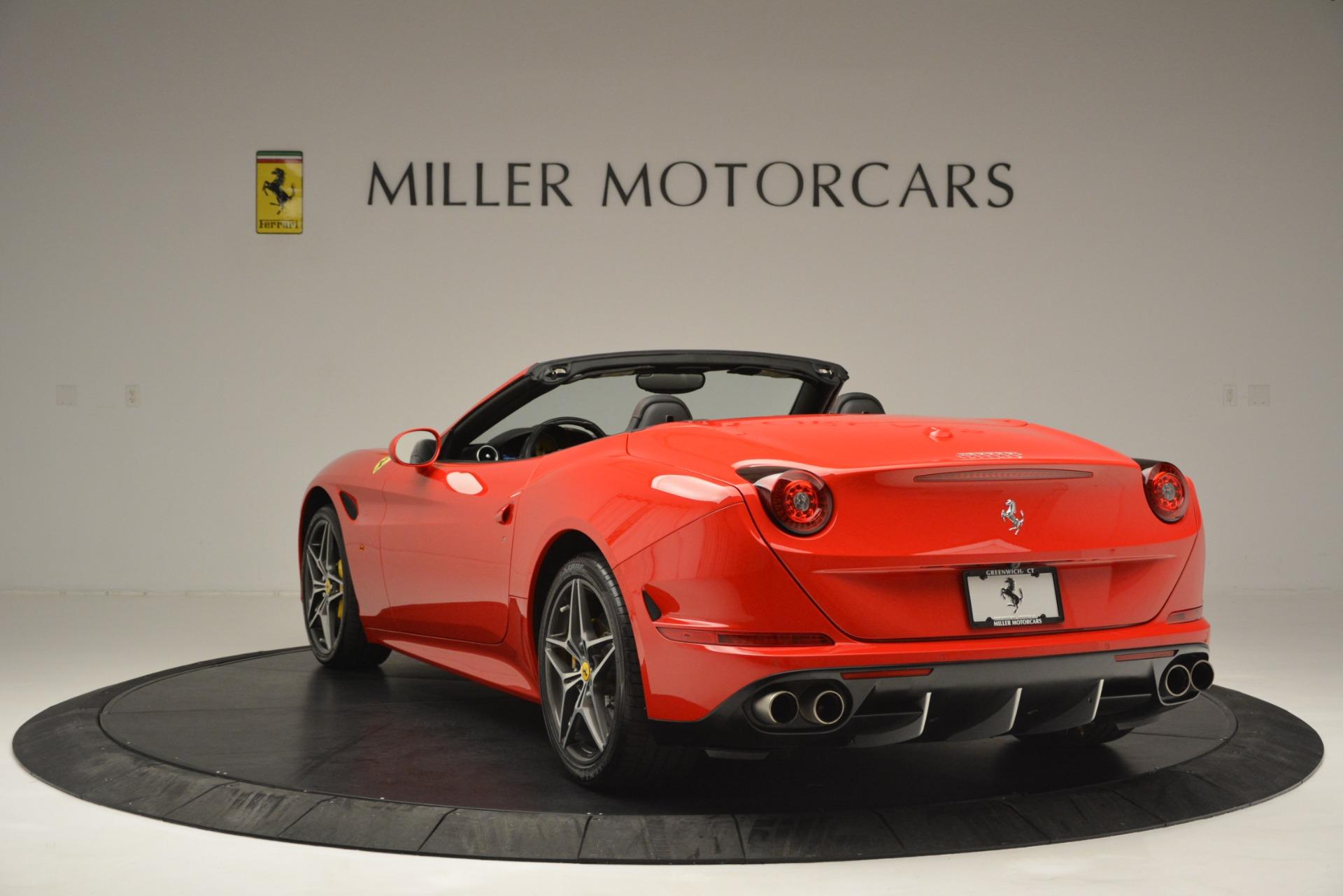 Used 2016 Ferrari California T  For Sale In Westport, CT 2734_p5