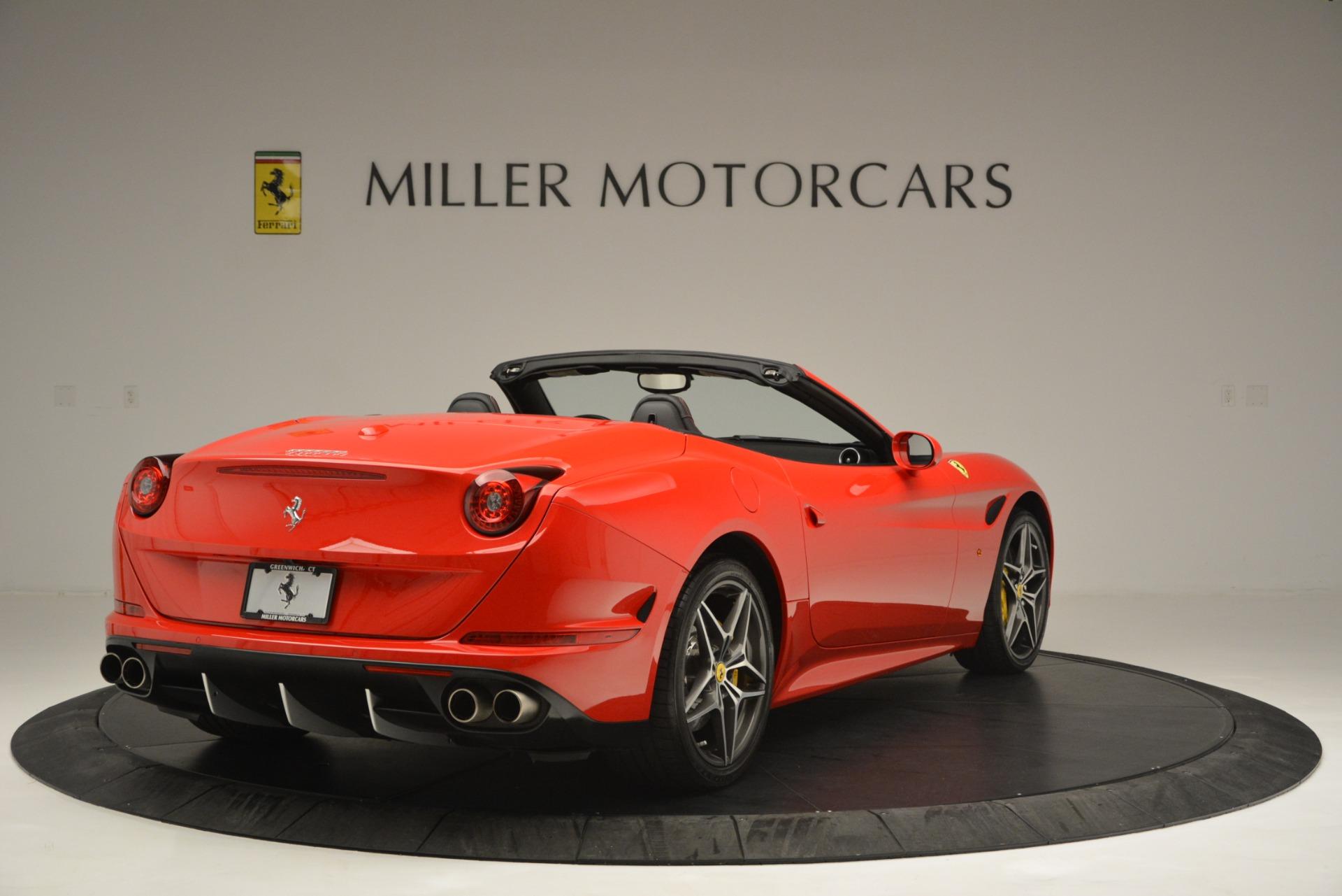 Used 2016 Ferrari California T  For Sale In Westport, CT 2734_p7