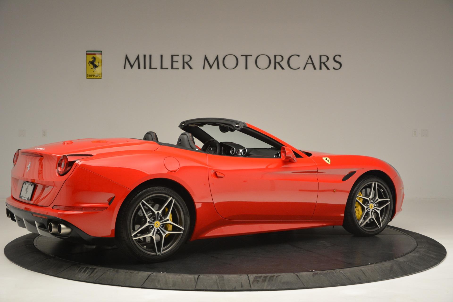 Used 2016 Ferrari California T  For Sale In Westport, CT 2734_p8