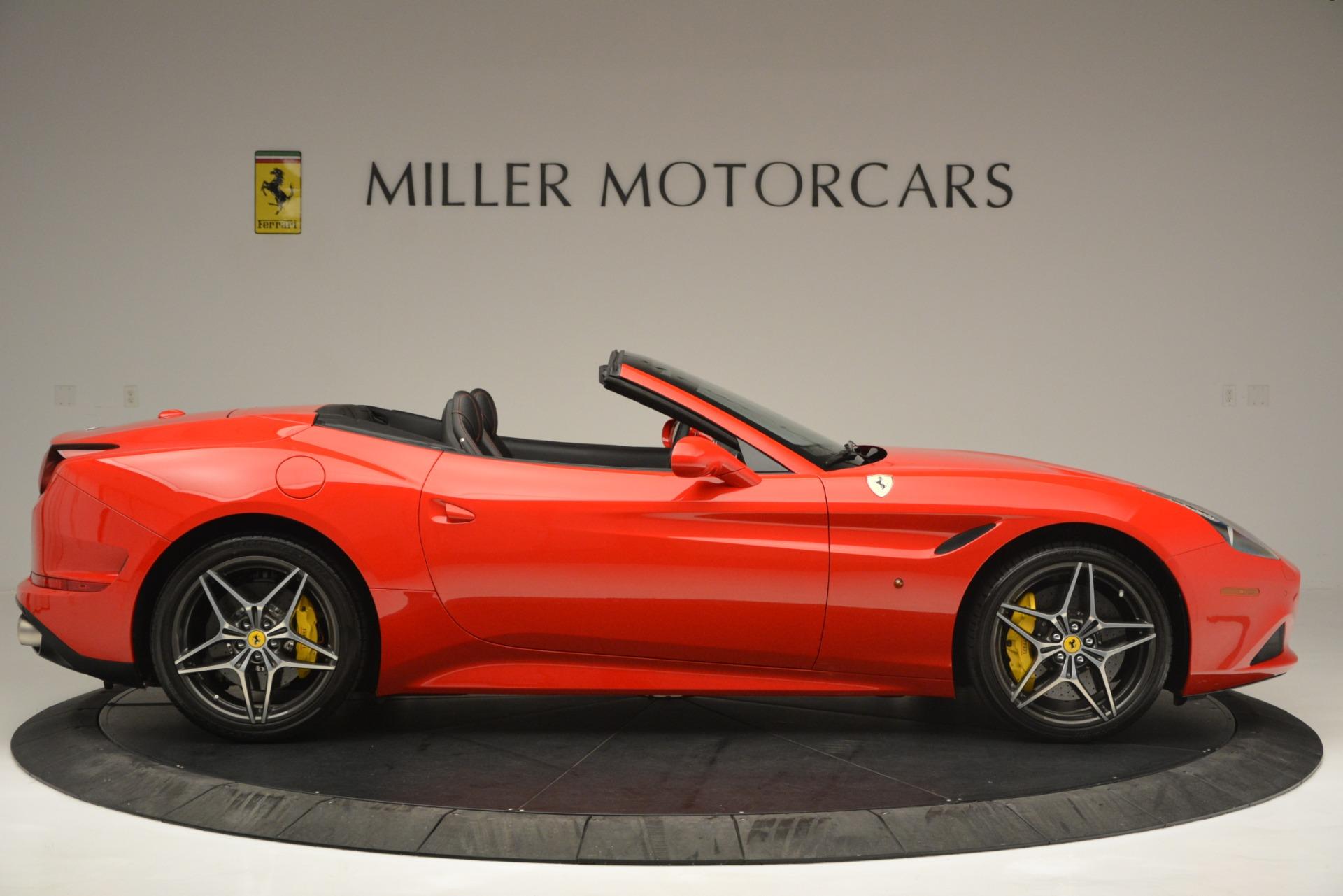 Used 2016 Ferrari California T  For Sale In Westport, CT 2734_p9