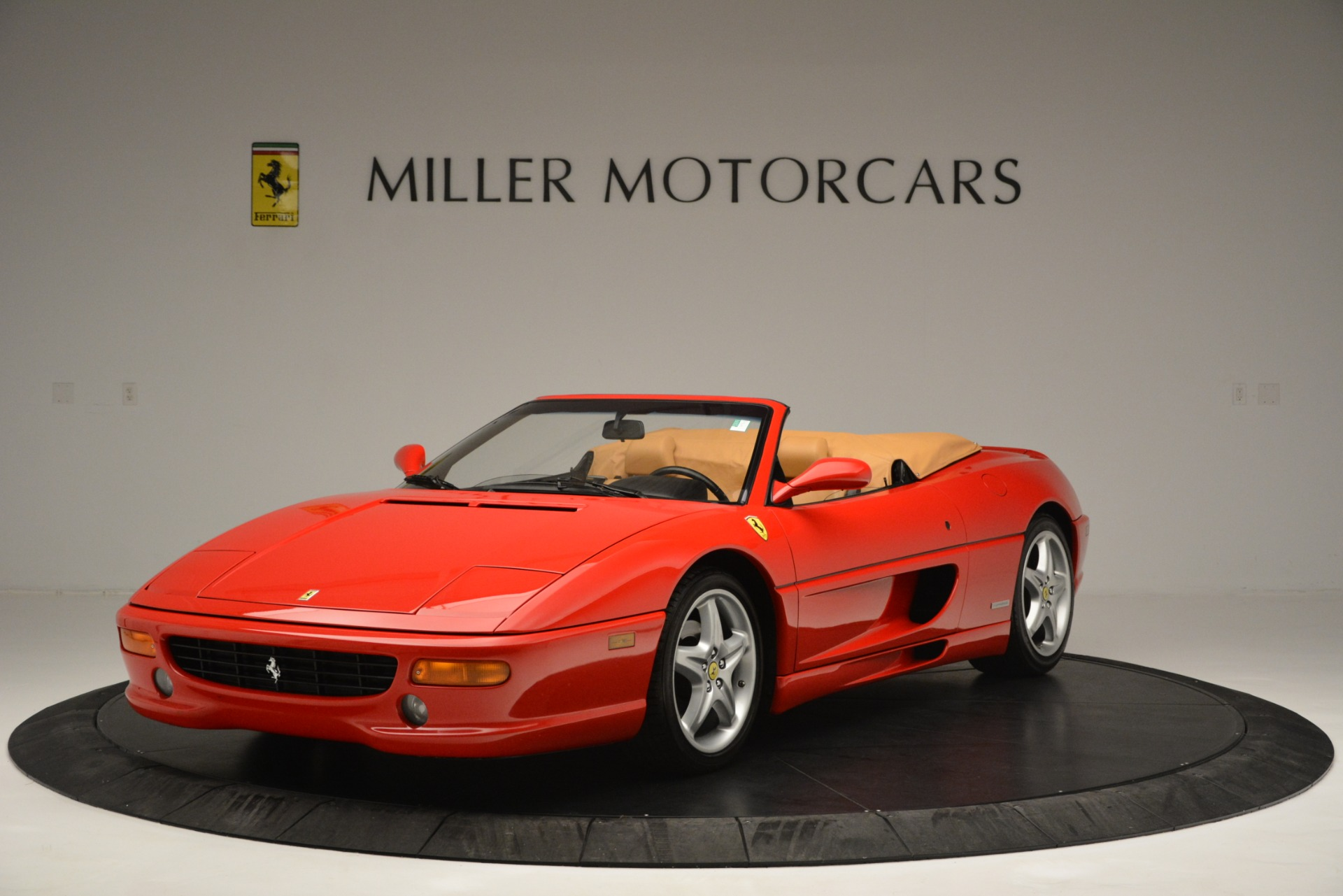 Used 1997 Ferrari 355 Spider 6-Speed Manual For Sale In Westport, CT