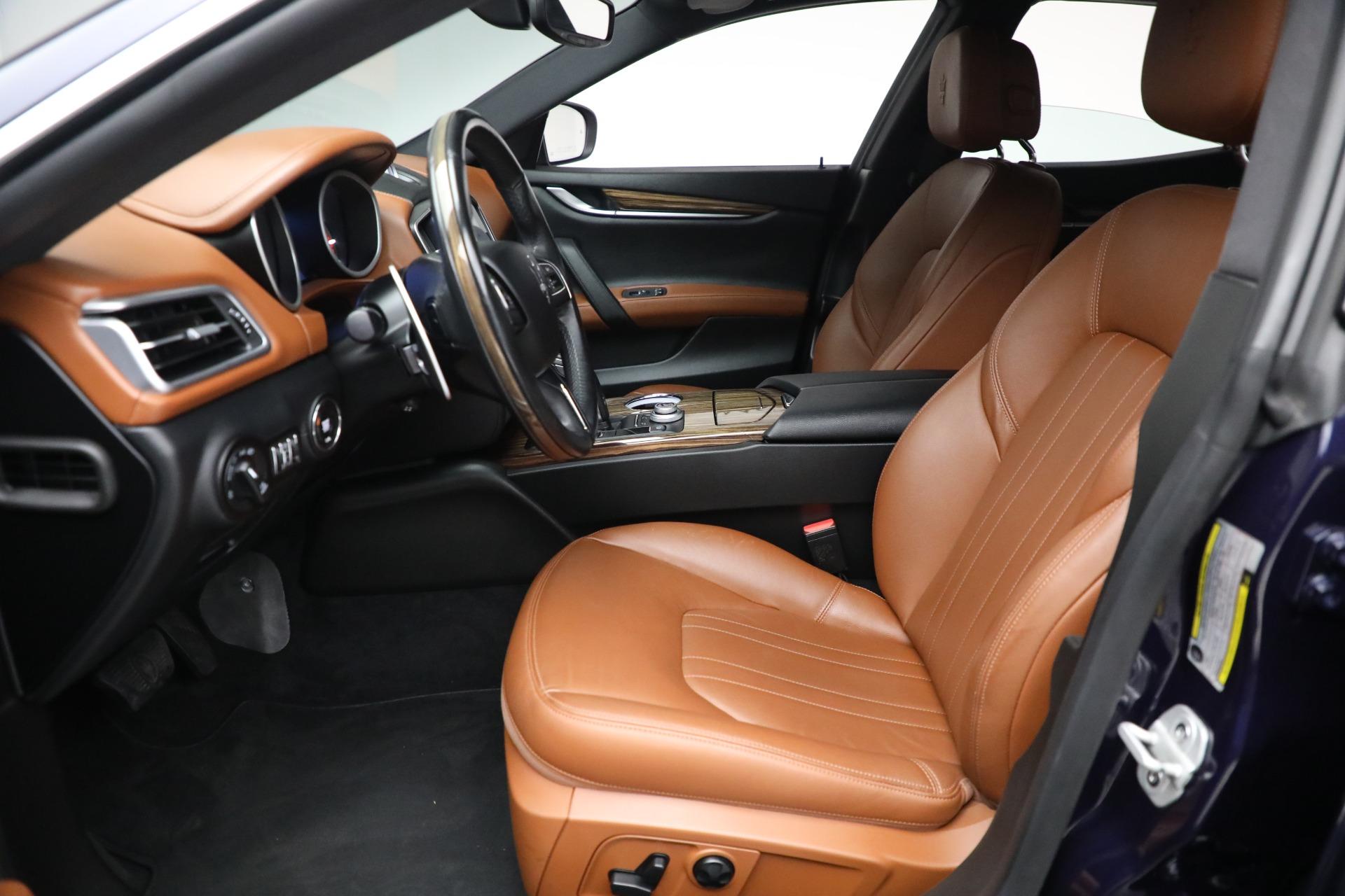 New 2019 Maserati Ghibli S Q4 For Sale In Westport, CT 2736_p13