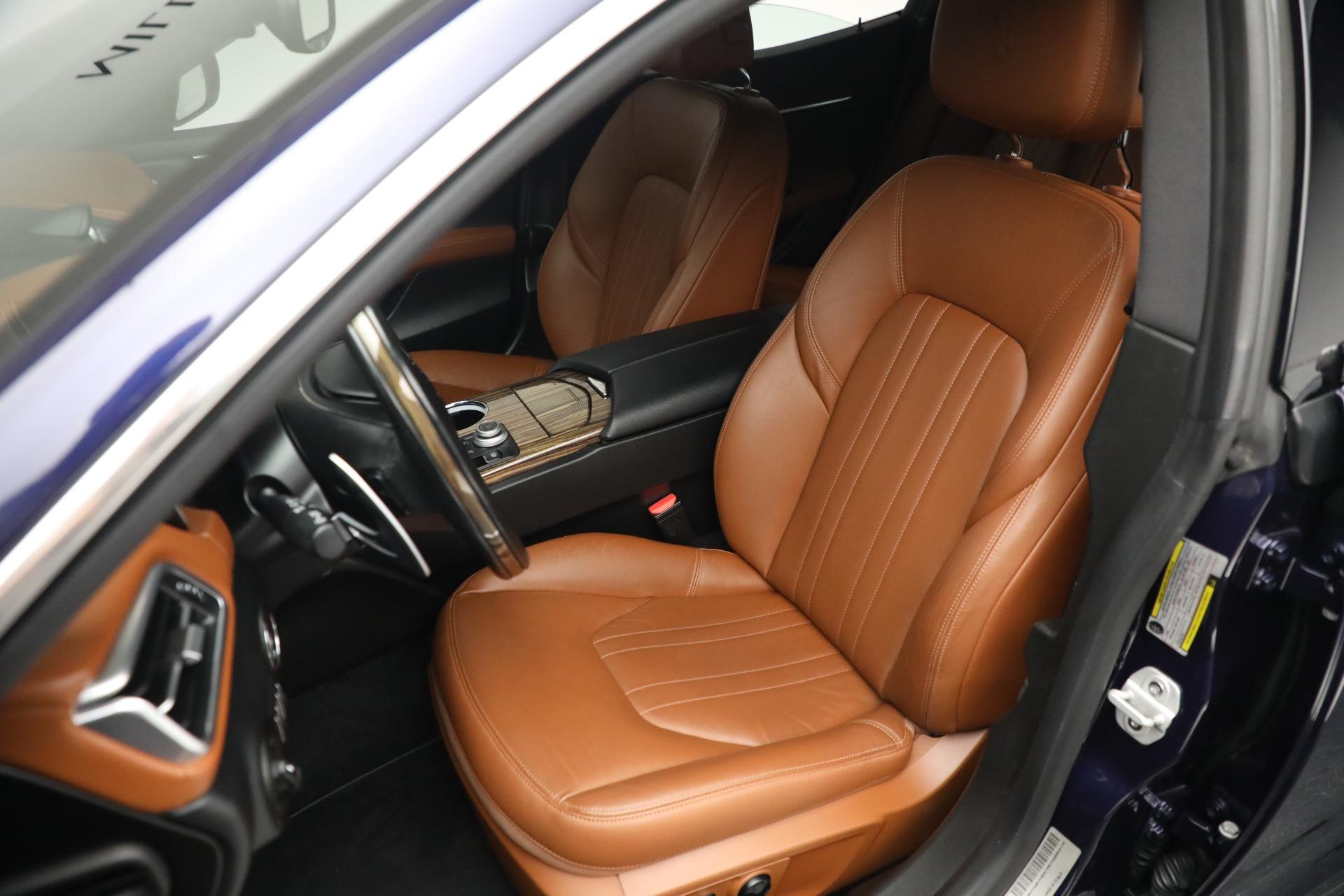 New 2019 Maserati Ghibli S Q4 For Sale In Westport, CT 2736_p14