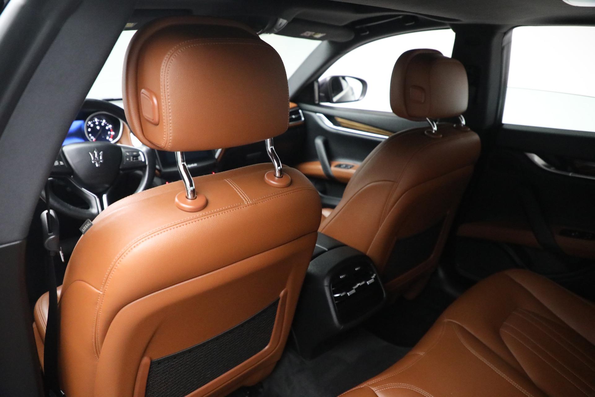 New 2019 Maserati Ghibli S Q4 For Sale In Westport, CT 2736_p16