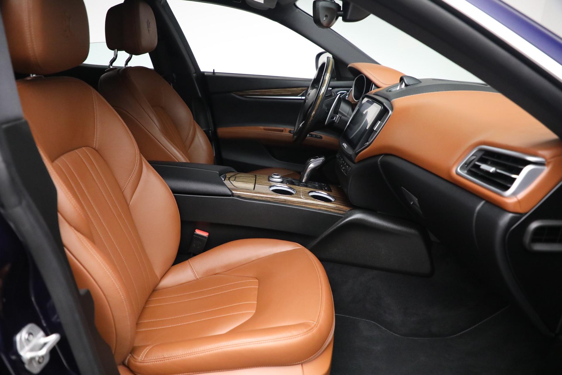 New 2019 Maserati Ghibli S Q4 For Sale In Westport, CT 2736_p17
