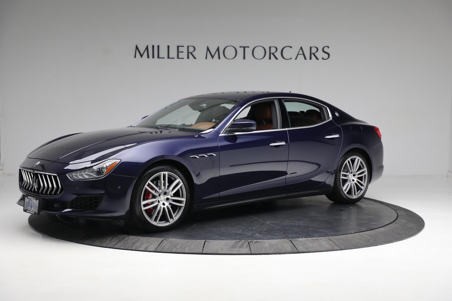 New 2019 Maserati Ghibli S Q4 For Sale In Westport, CT 2736_p2
