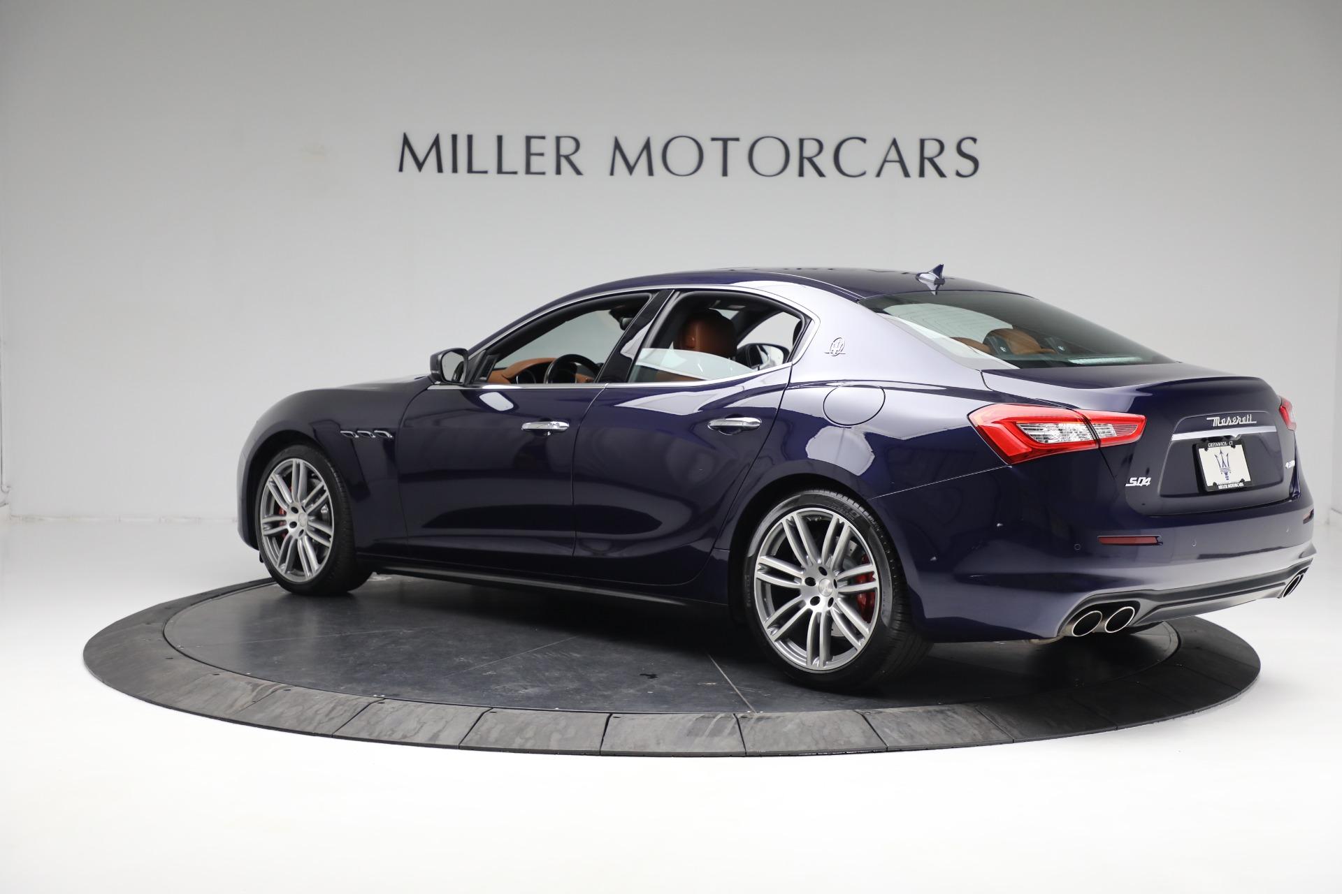 New 2019 Maserati Ghibli S Q4 For Sale In Westport, CT 2736_p3