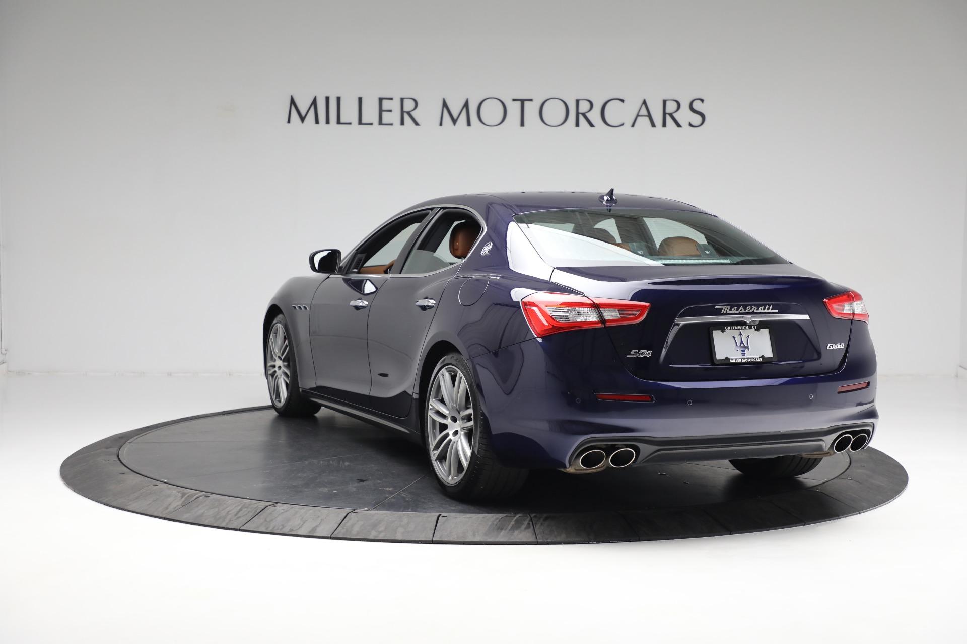 New 2019 Maserati Ghibli S Q4 For Sale In Westport, CT 2736_p4