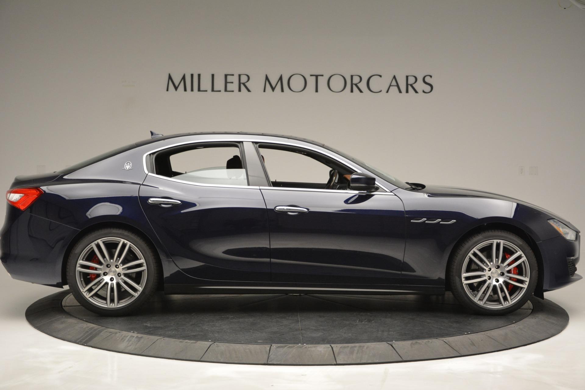 New 2019 Maserati Ghibli S Q4 For Sale In Westport, CT 2737_p9