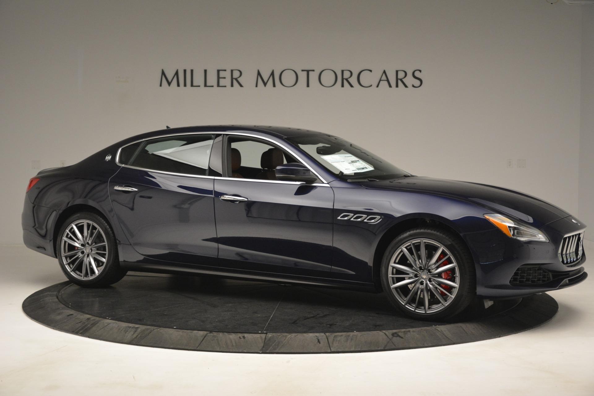 New 2019 Maserati Quattroporte S Q4 For Sale In Westport, CT 2742_p10