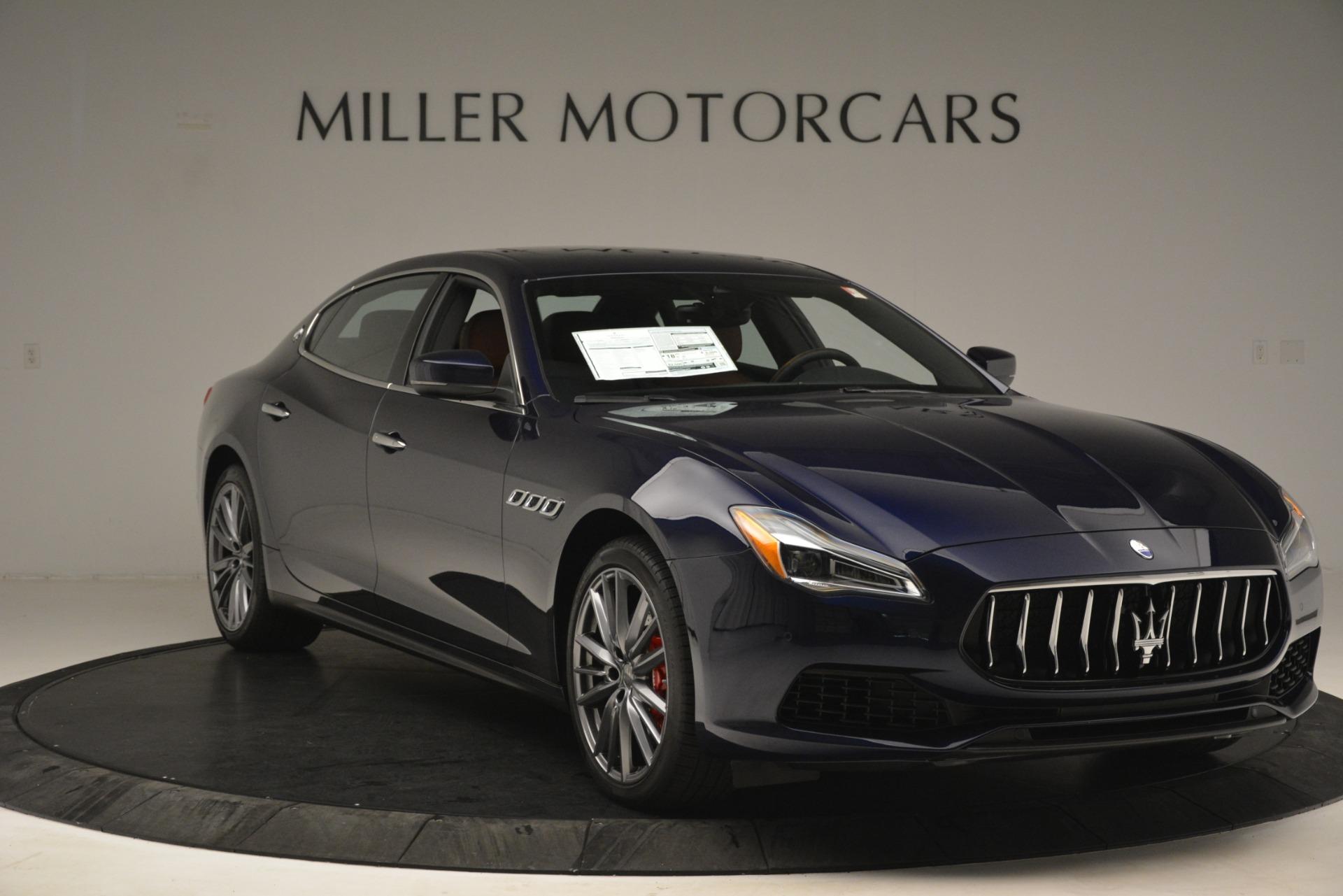 New 2019 Maserati Quattroporte S Q4 For Sale In Westport, CT 2742_p11