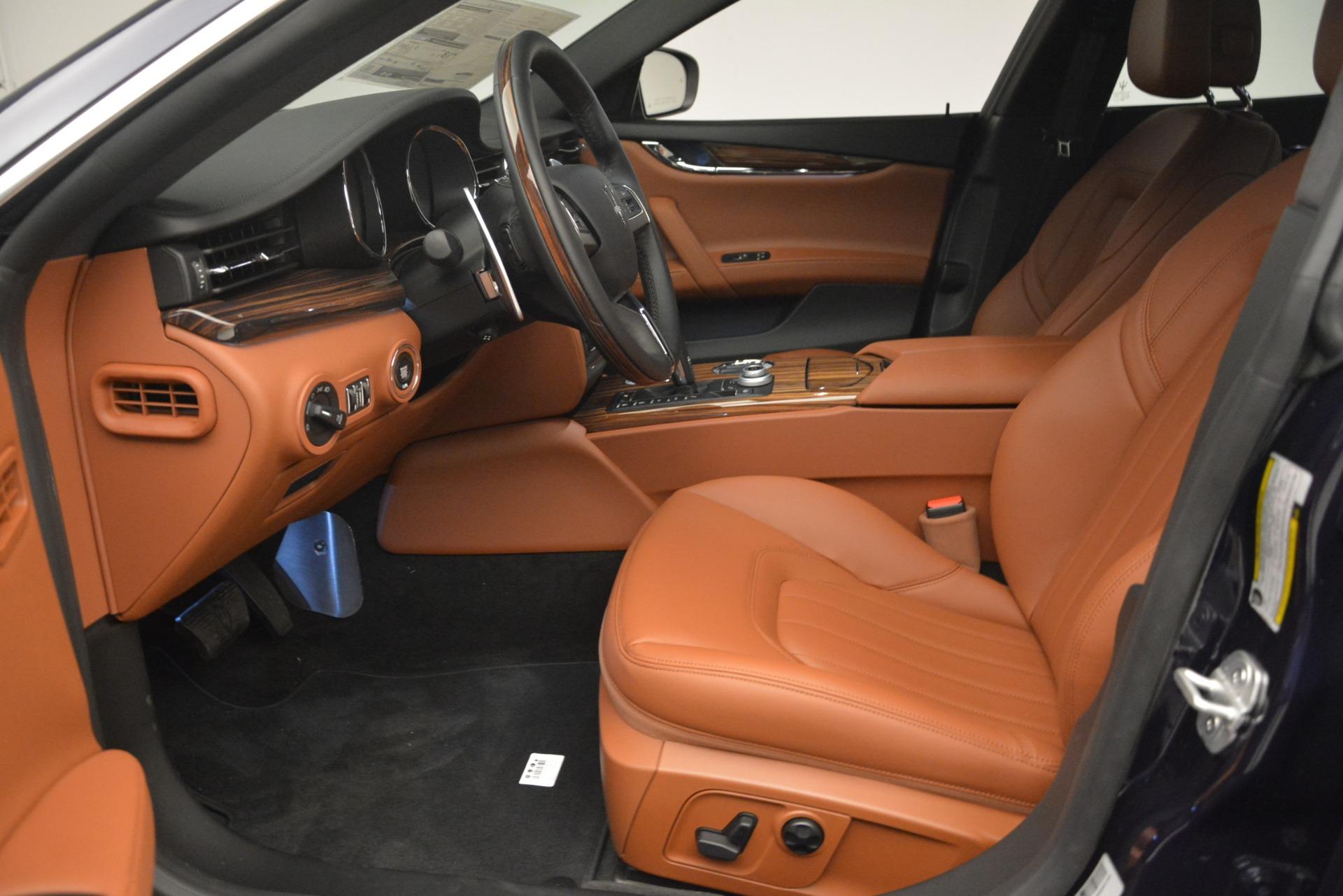 New 2019 Maserati Quattroporte S Q4 For Sale In Westport, CT 2742_p14