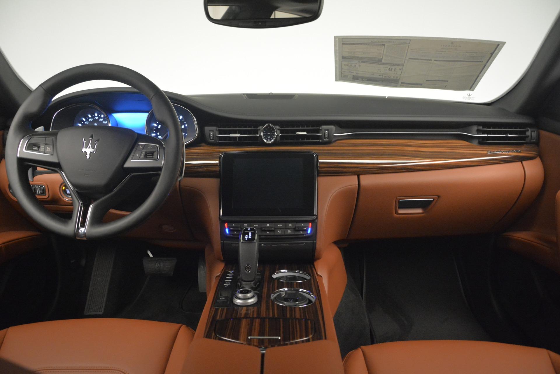 New 2019 Maserati Quattroporte S Q4 For Sale In Westport, CT 2742_p16