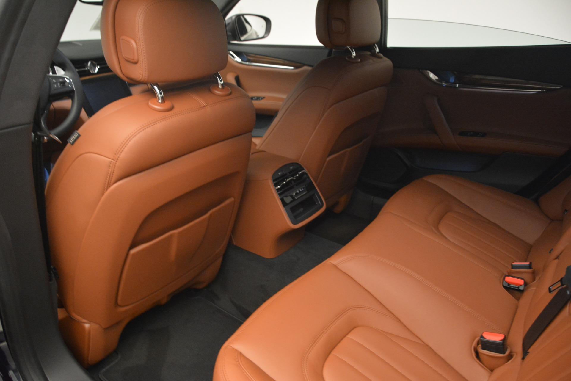 New 2019 Maserati Quattroporte S Q4 For Sale In Westport, CT 2742_p21