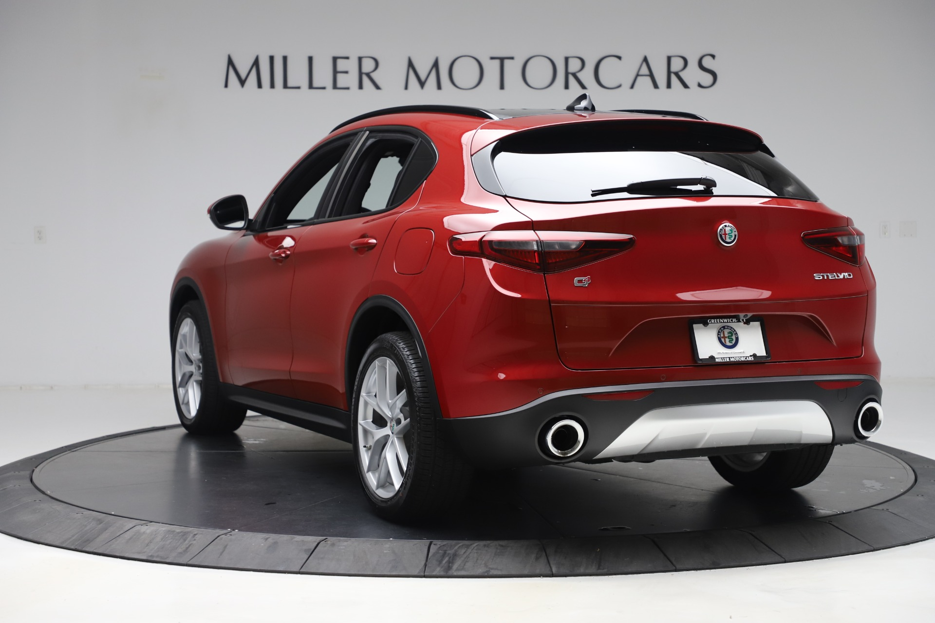 New 2019 Alfa Romeo Stelvio Ti Sport Q4 For Sale In Westport, CT 2744_p5