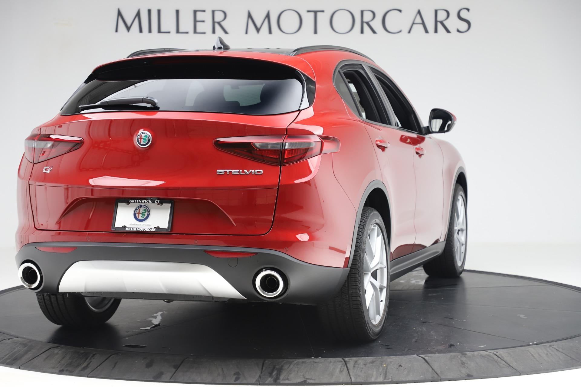 New 2019 Alfa Romeo Stelvio Ti Sport Q4 For Sale In Westport, CT 2744_p7
