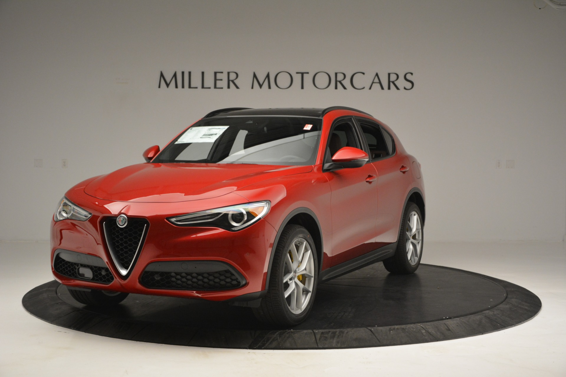 New 2019 Alfa Romeo Stelvio Ti Sport Q4 For Sale In Westport, CT 2747_main