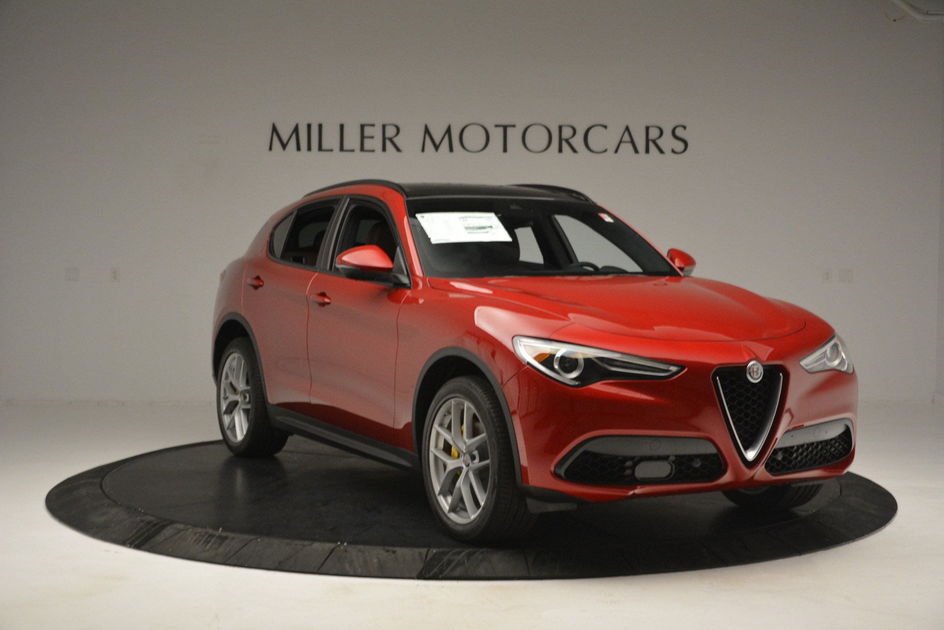New 2019 Alfa Romeo Stelvio Ti Sport Q4 For Sale In Westport, CT 2747_p11