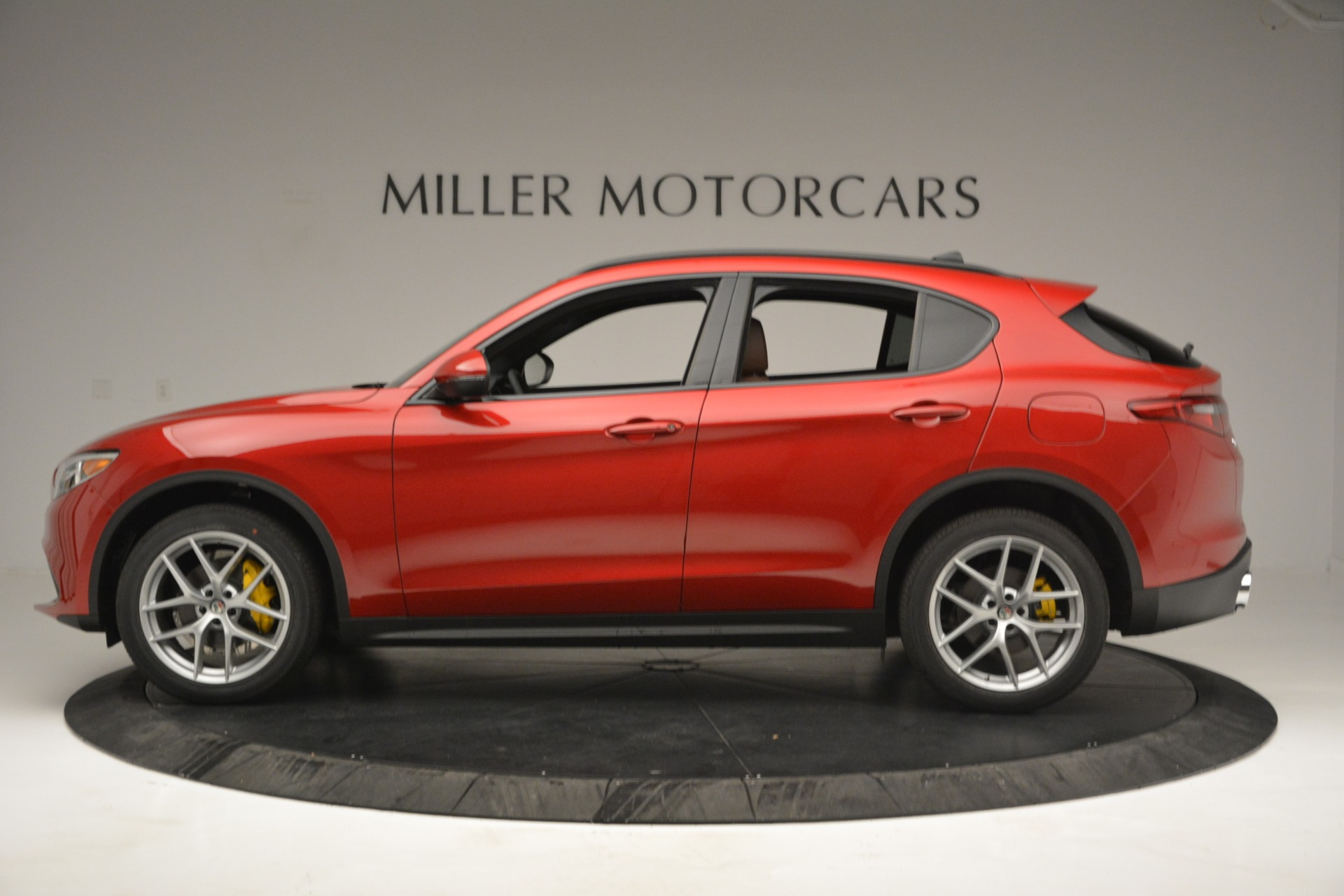 New 2019 Alfa Romeo Stelvio Ti Sport Q4 For Sale In Westport, CT 2747_p3