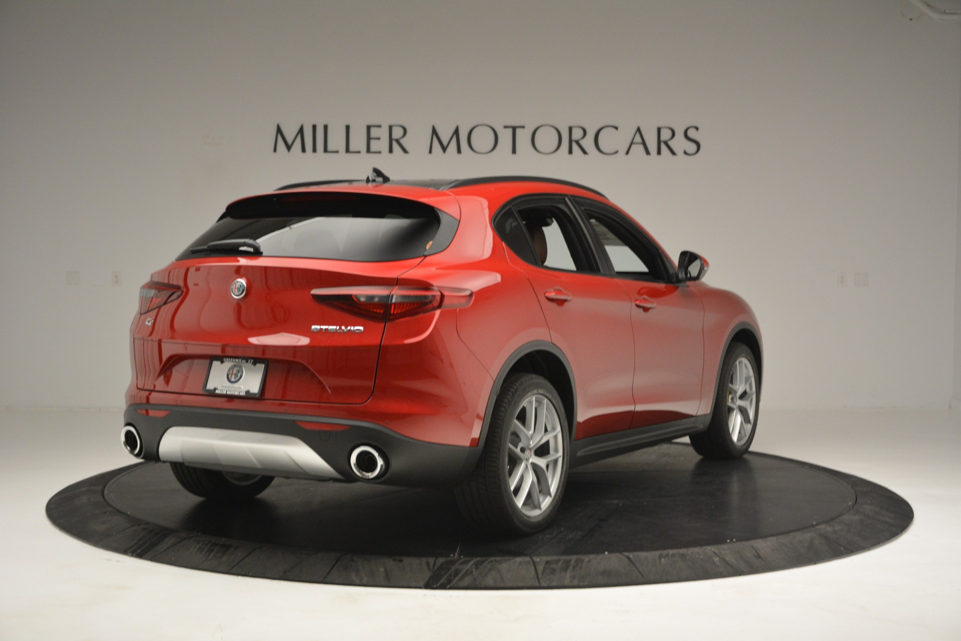 New 2019 Alfa Romeo Stelvio Ti Sport Q4 For Sale In Westport, CT 2747_p7