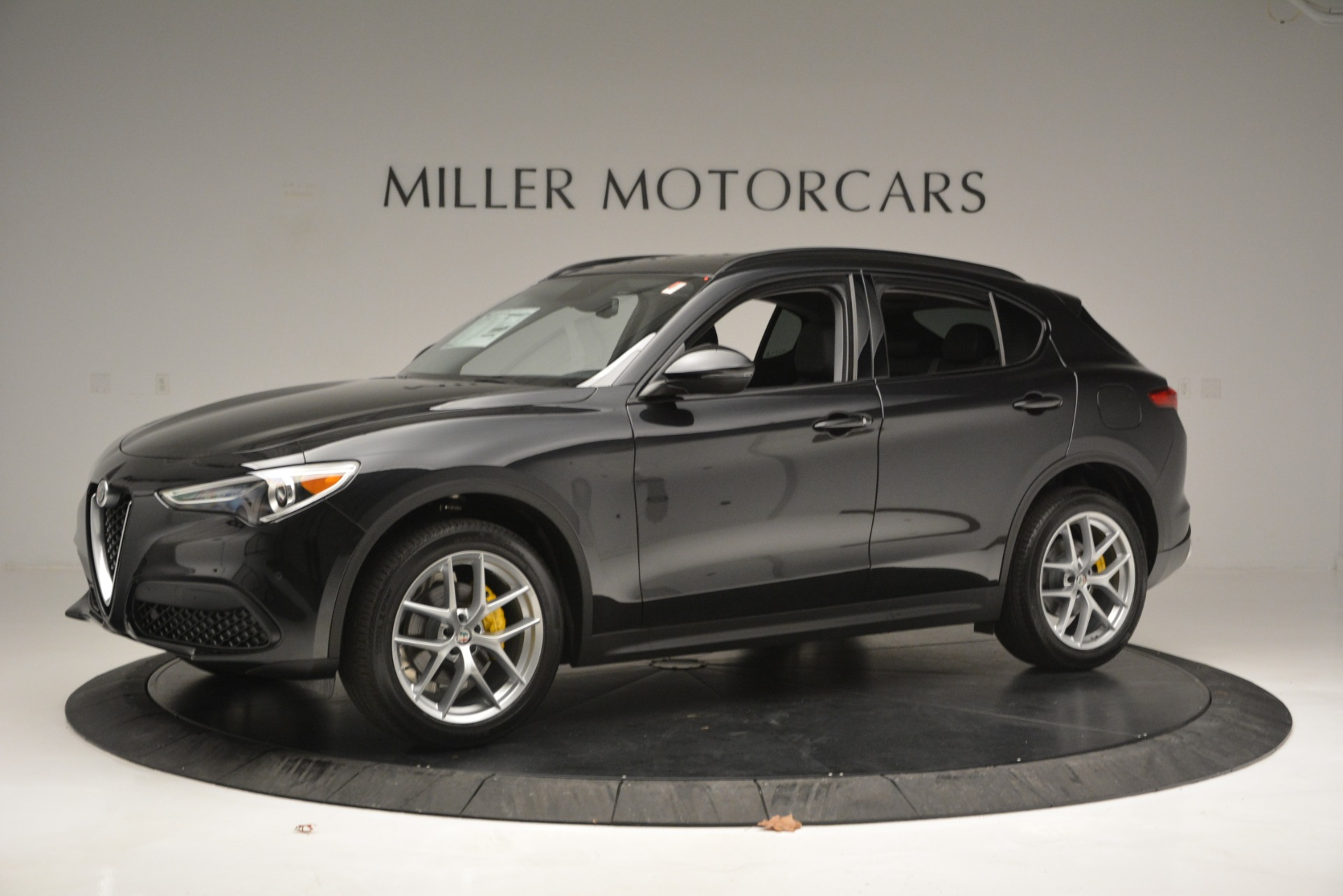 New 2019 Alfa Romeo Stelvio Ti Sport Q4 For Sale In Westport, CT 2748_p2