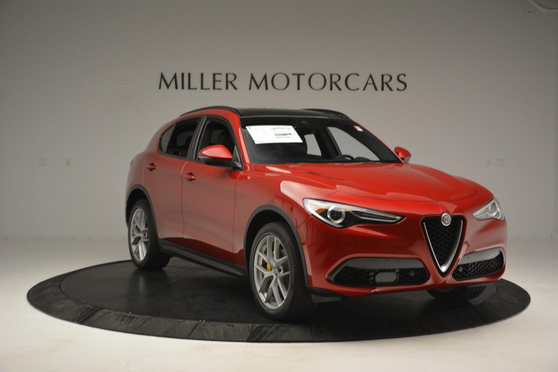 New 2019 Alfa Romeo Stelvio Ti Sport Q4 For Sale In Westport, CT 2749_p11