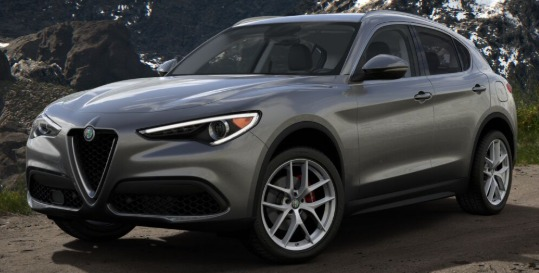 New 2019 Alfa Romeo Stelvio Ti Lusso Q4 For Sale In Westport, CT 2750_main