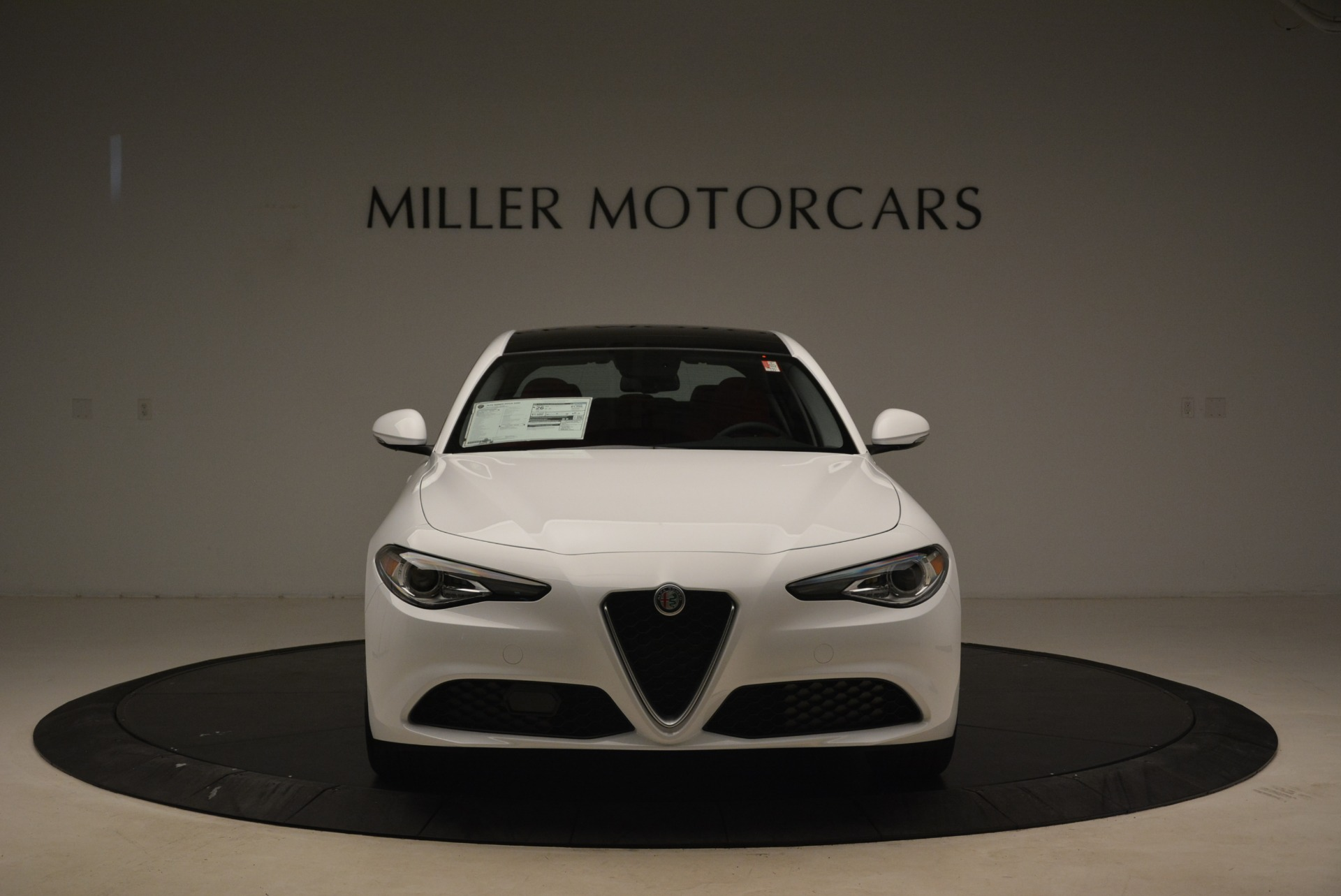 New 2019 Alfa Romeo Giulia Q4 For Sale In Westport, CT 2754_p12