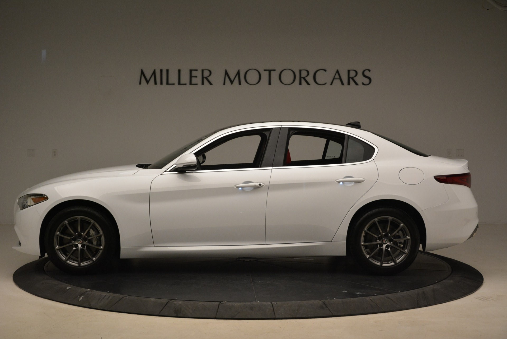 New 2019 Alfa Romeo Giulia Q4 For Sale In Westport, CT 2754_p3