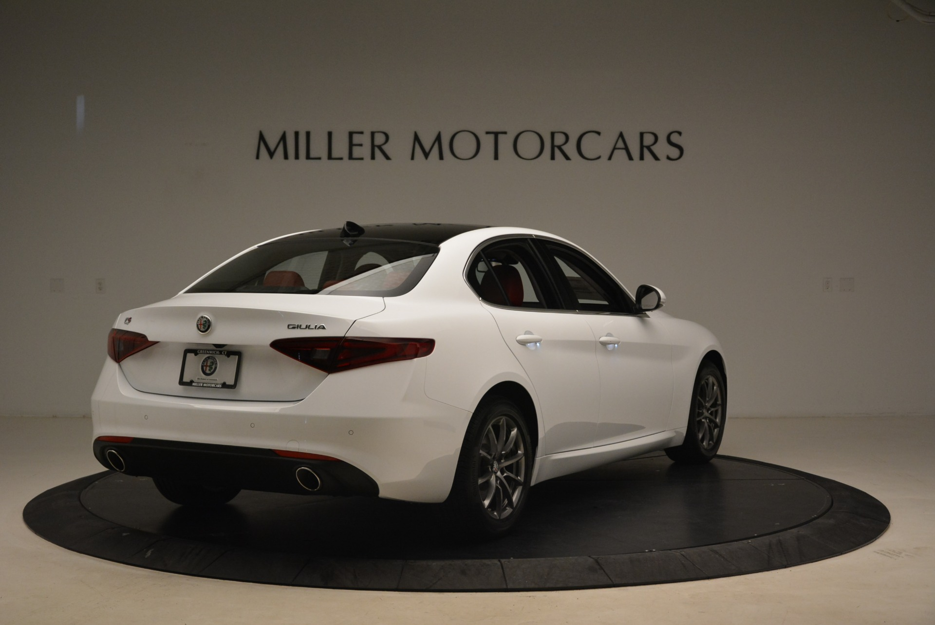 New 2019 Alfa Romeo Giulia Q4 For Sale In Westport, CT 2754_p7