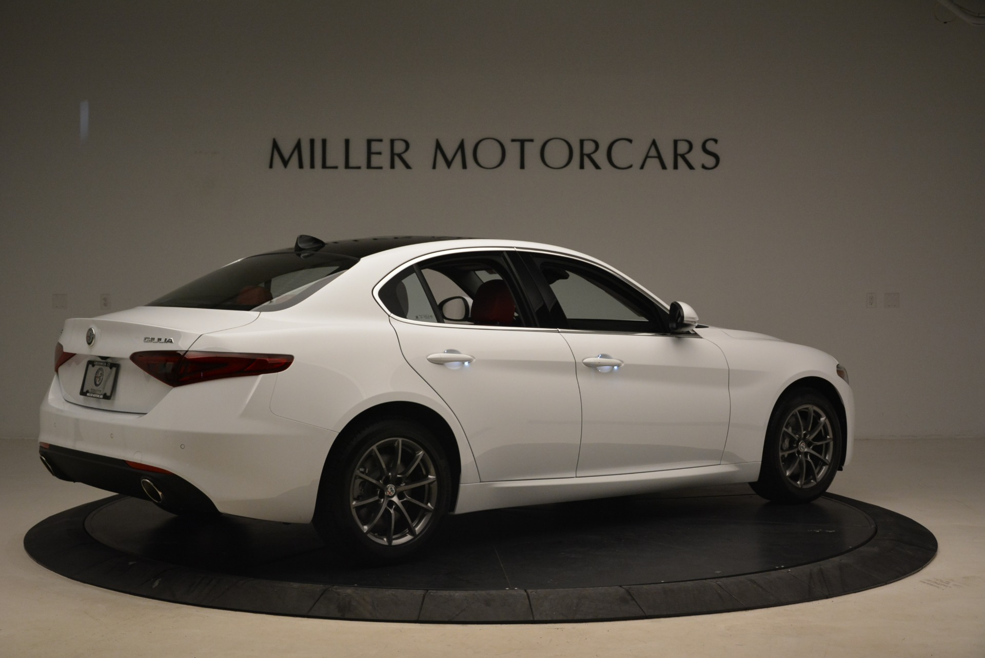New 2019 Alfa Romeo Giulia Q4 For Sale In Westport, CT 2754_p8