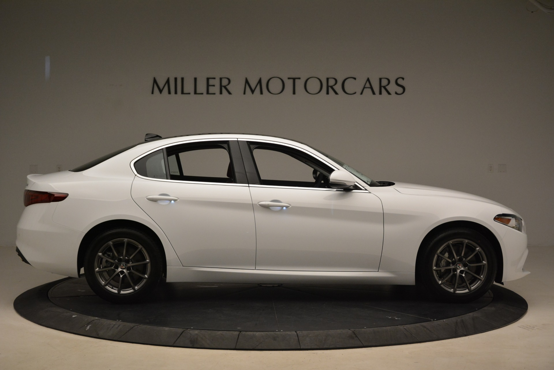 New 2019 Alfa Romeo Giulia Q4 For Sale In Westport, CT 2754_p9