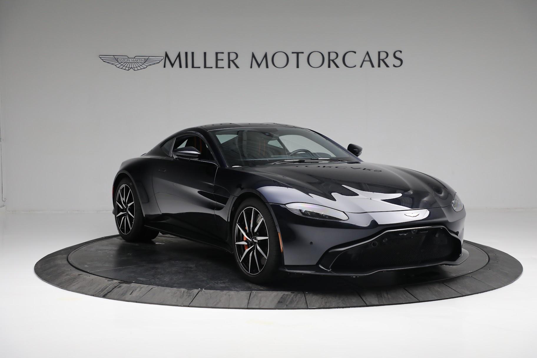 New 2019 Aston Martin Vantage  For Sale In Westport, CT 2756_p10