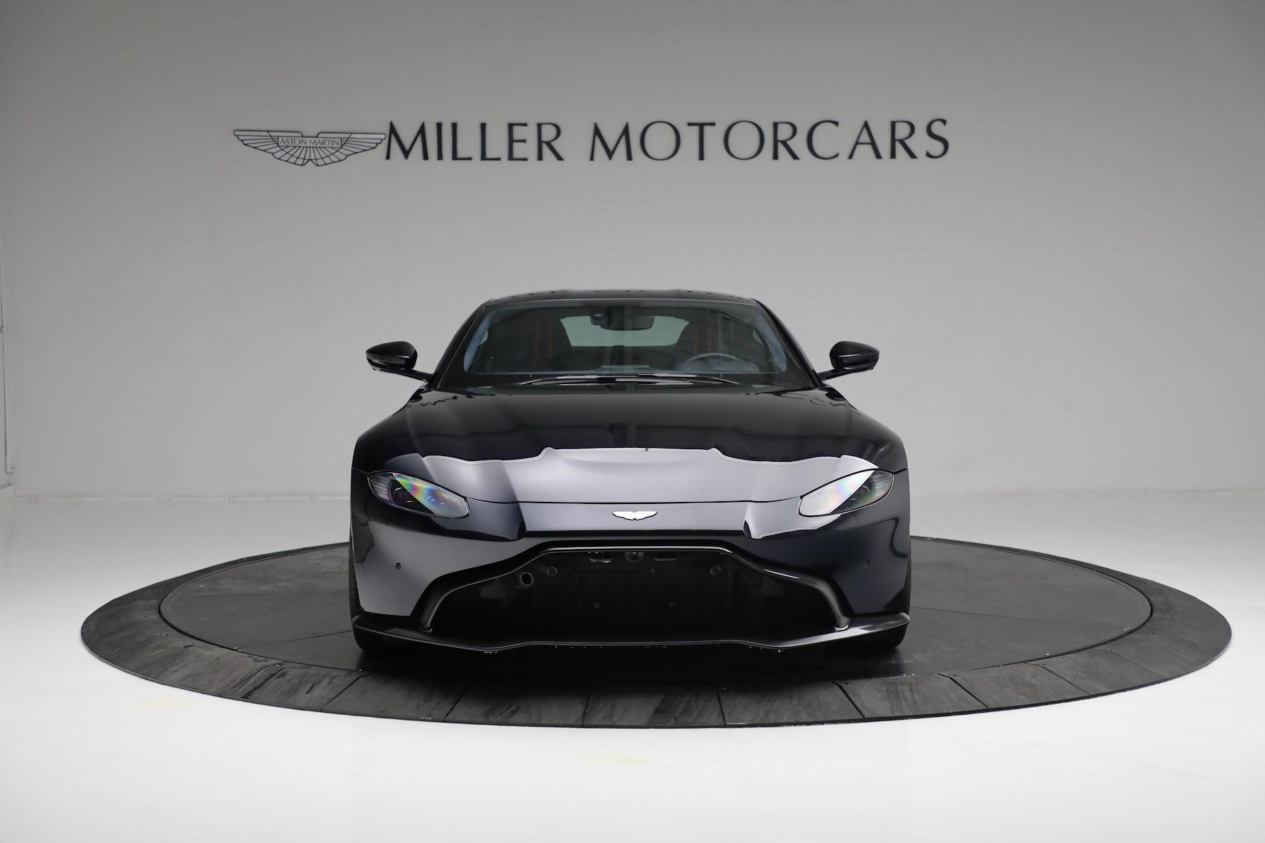 New 2019 Aston Martin Vantage  For Sale In Westport, CT 2756_p11