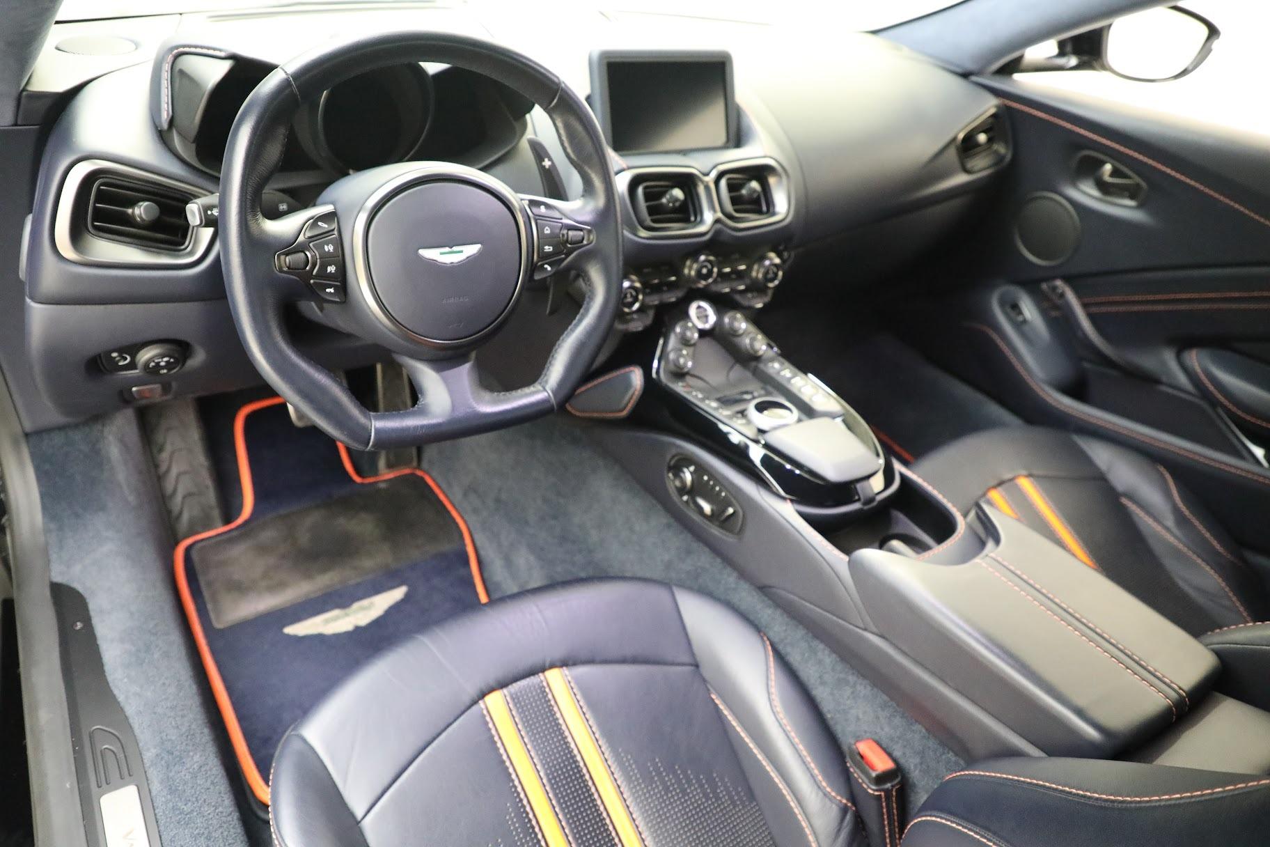 New 2019 Aston Martin Vantage  For Sale In Westport, CT 2756_p14